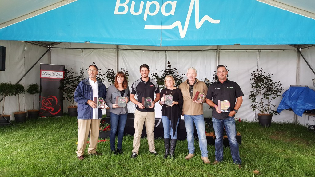 Bupa Awards - perth garden festival