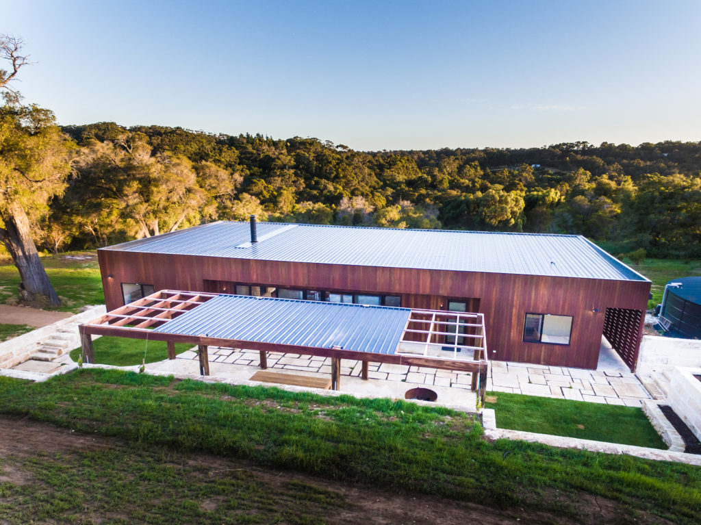 TRENDPLANK SPOTTED GUM TIMBER CLADDING