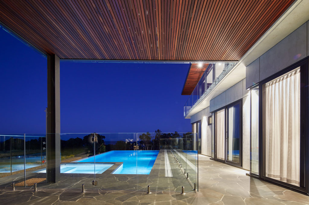 Wedgetail residence - Mortlock Timber