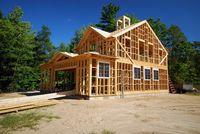 Wood Frame Building