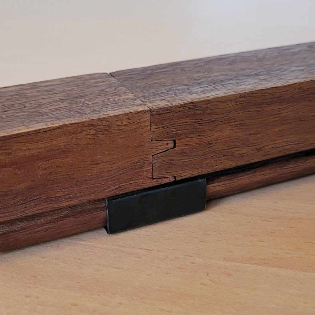 PROPLANK TIMBER BATTENS with Clip