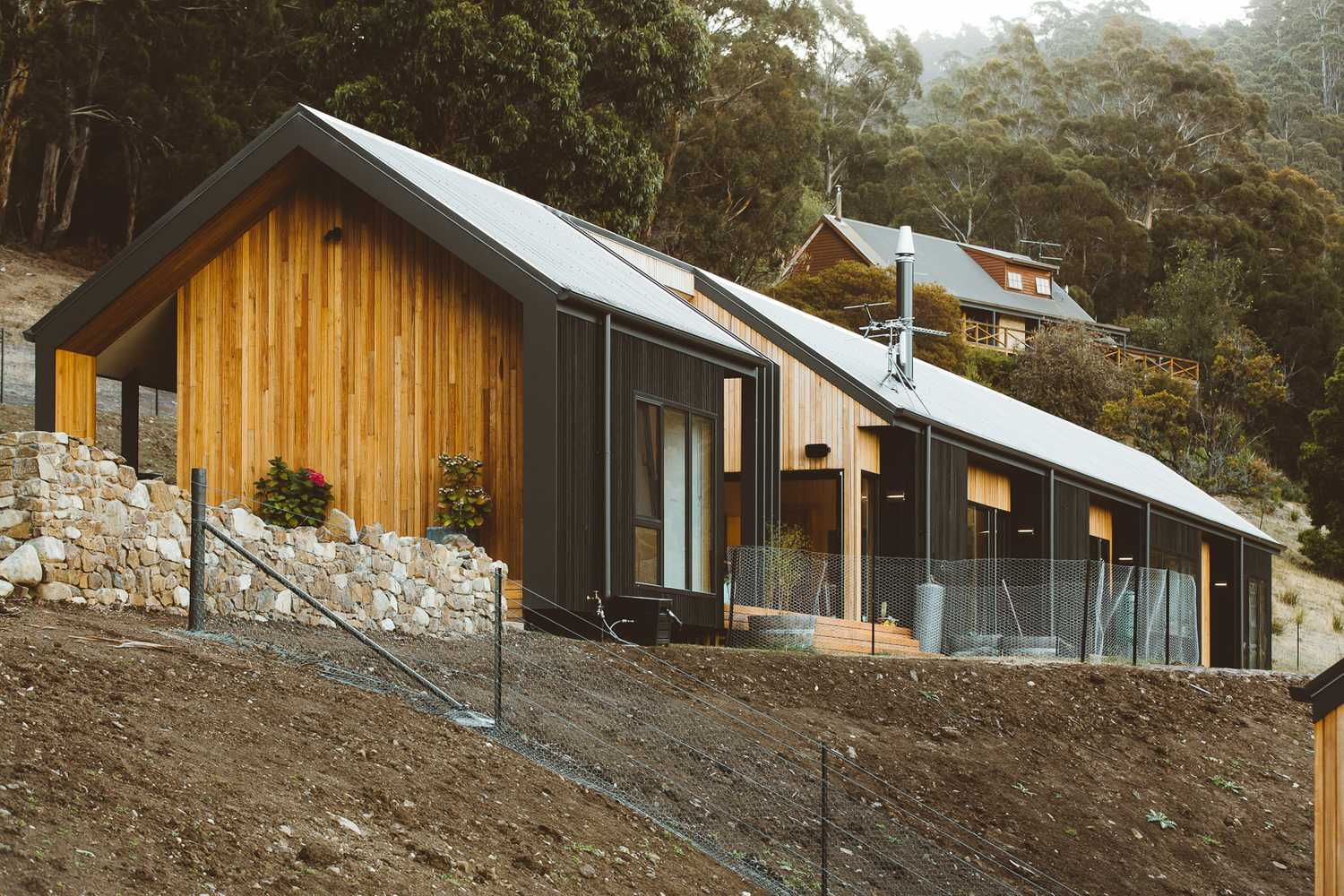 Exterior Charred timber cladding Cost