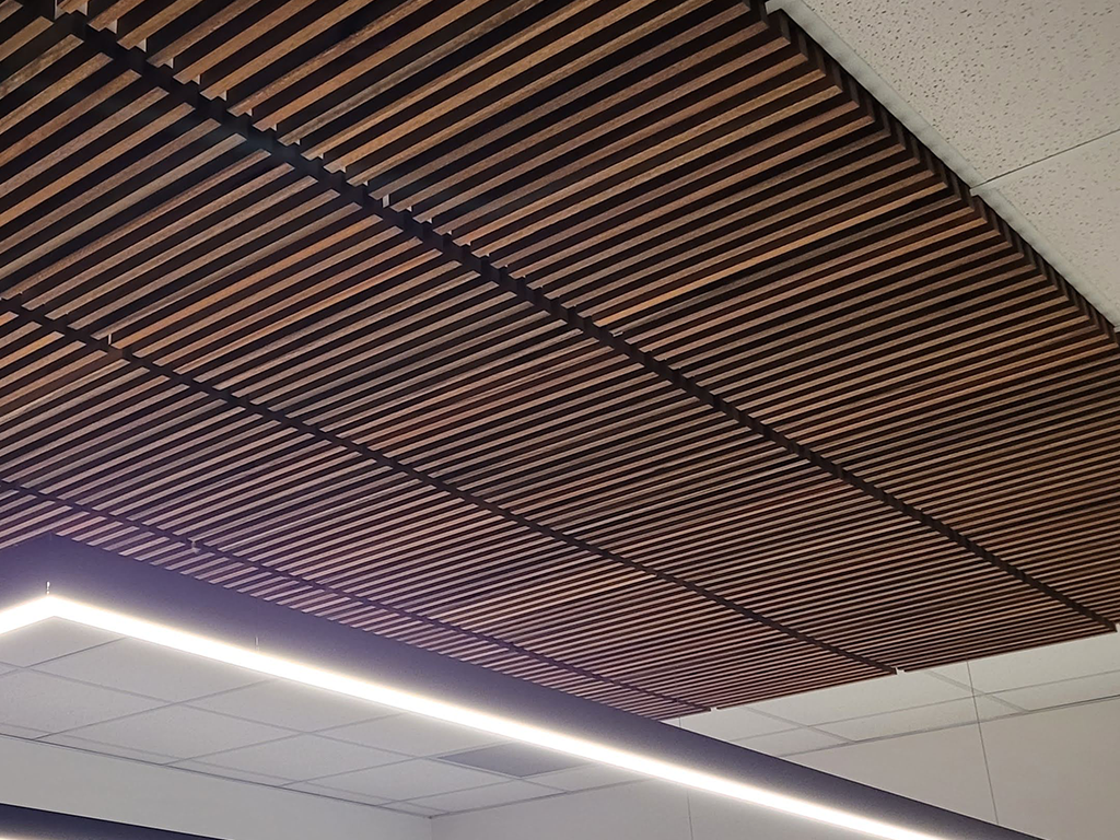 Timber Ceiling Tiles